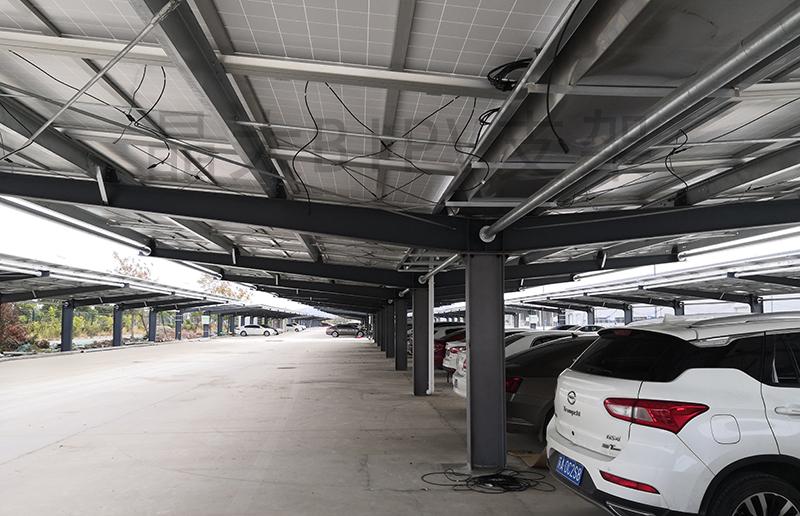 南京车棚项目